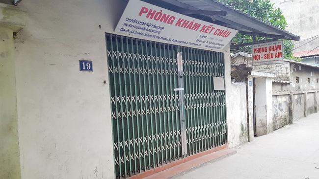 Hà Nội: Nữ công nhân tử vong sau khi truyền nước, tiêm rất nhiều thuốc tại phòng khám tư-1