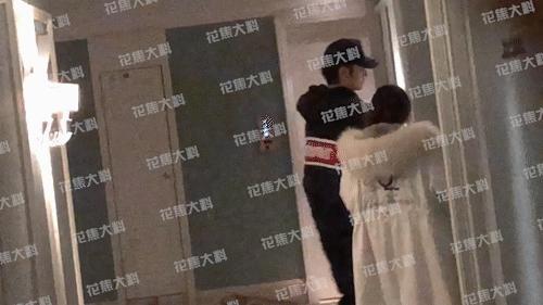 Từng chối đây đẩy chuyện ngoại tình, mỹ nam Hoa thiên cốt bị bắt gặp vào cùng phòng khách sạn với quản lý-5