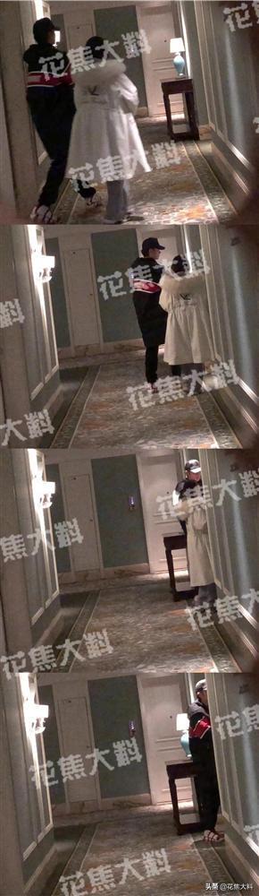 Từng chối đây đẩy chuyện ngoại tình, mỹ nam Hoa thiên cốt bị bắt gặp vào cùng phòng khách sạn với quản lý-6