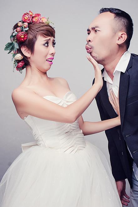 Hoa hậu hài Thu Trang gây bão tranh cãi chỉ vì chia sẻ Chồng có thể bóc bánh trả tiền nhưng không được nuôi bồ-4
