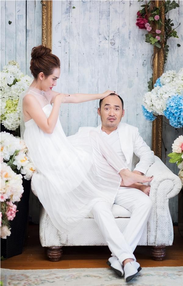 Hoa hậu hài Thu Trang gây bão tranh cãi chỉ vì chia sẻ Chồng có thể bóc bánh trả tiền nhưng không được nuôi bồ-1