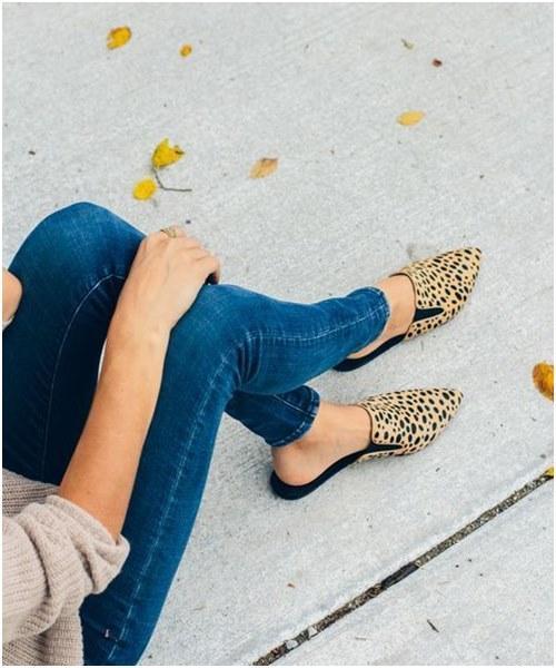 Sinh ra dành cho skinny jeans, chỉ có thể là kiểu giày này!-7