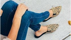 Sinh ra dành cho skinny jeans, chỉ có thể là kiểu giày này!
