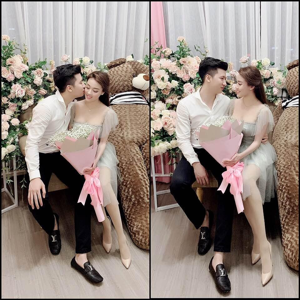 Hủy hôn con trai nghệ sĩ Hương Dung, nữ giảng viên xinh đẹp khoe diện váy cưới chuẩn bị lên xe hoa rồi đây này-2