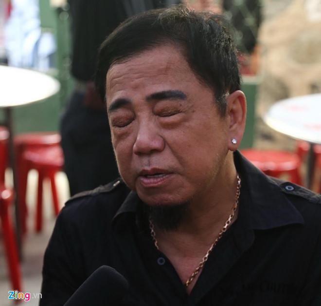 Á hậu Trịnh Kim Chi - Nghệ sĩ Hồng Tơ tiếc thương sự ra đi của Anh Vũ-2