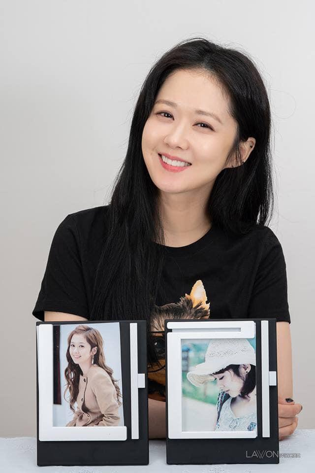 Jang Na Ra gây ngỡ ngàng với nhan sắc trẻ đẹp xứng danh mỹ nhân không tuổi-1
