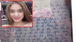 Cô gái để lại thư tuyệt mệnh rồi nhảy cầu Bính tự tử bất ngờ gọi điện về nhà báo... vẫn còn sống