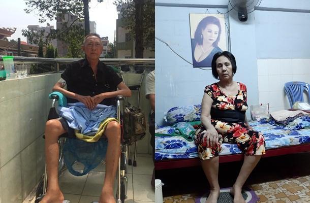 Dù bản thân đang bệnh nặng, cách nghệ sĩ Lê Bình chia sẻ nỗi đau với diễn viên Hoàng Lan vẫn khiến nhiều người rơi lệ-1