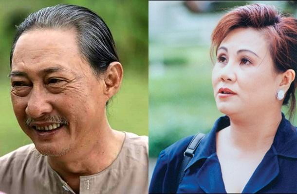 Dù bản thân đang bệnh nặng, cách nghệ sĩ Lê Bình chia sẻ nỗi đau với diễn viên Hoàng Lan vẫn khiến nhiều người rơi lệ-4