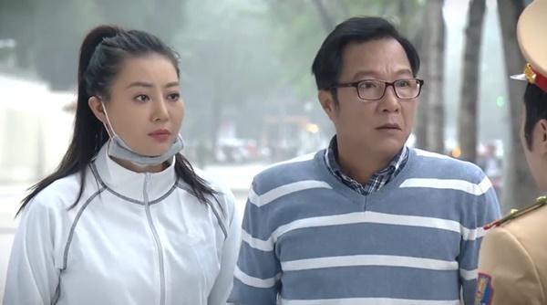 Thanh Hương ngại ngùng đóng cảnh yêu đương nam diễn viên hơn 30 tuổi-1