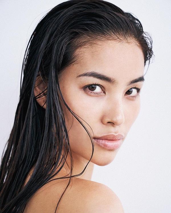 Điểm đặc biệt của hoa hậu Phạm Hương từ khi sang Mỹ: Mạnh dạn khoe mặt mộc 100% bất chấp khen chê-4