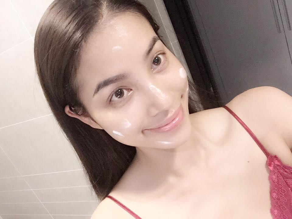 Điểm đặc biệt của hoa hậu Phạm Hương từ khi sang Mỹ: Mạnh dạn khoe mặt mộc 100% bất chấp khen chê-12