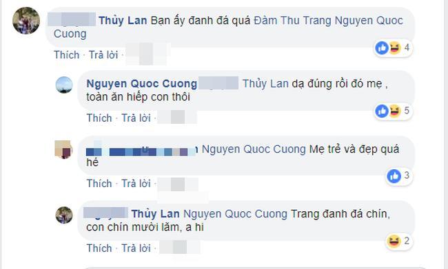 Bị Đàm Thu Trang bắt nạt, Cường Đô La ấm ức đi mách mẹ vợ nhưng phải đón nhận cái kết không ngờ-4