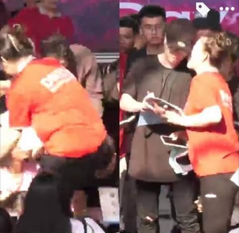 Cộng đồng mạng phẫn nộ truy tìm fan cuồng cưỡng hôn khiến Bùi Anh Tuấn toát mồ hôi hột-3