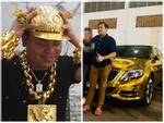 Mũ đúc vàng 24K, giầy dép cá sấu, đồng hồ nhiều tỷ... Phúc XO chính là dân chơi thời trang nhất Việt Nam