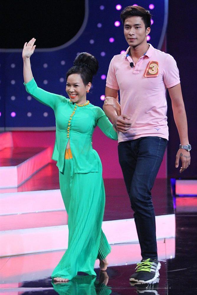 Từng bị mẫu nữ 1m90 dìm hàng thê thảm, Việt Hương vẫn chẳng ngại so kè dáng vóc nấm lùn top 1 showbiz Việt-4