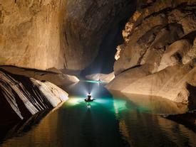 Hành trình tìm ra hệ thống hang động bí ẩn ở Sơn Đoòng