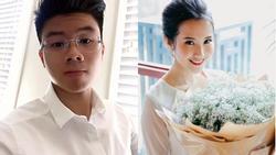 Em trai Phan Thành đau khổ vì tình, 'chị dâu hụt' lại khoe nhận bó hoa to bự khiến dân tình 'mệt' đầu đoán người tặng