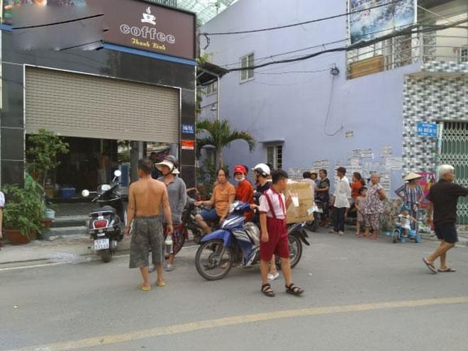 Nóng: Công an đang khám xét nơi ở của Phúc XO tại Sài Gòn-5