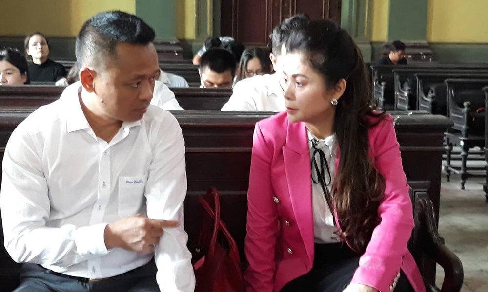 Bà Lê Hoàng Diệp Thảo muốn đoàn tụ với ông Đặng Lê Nguyên Vũ-1