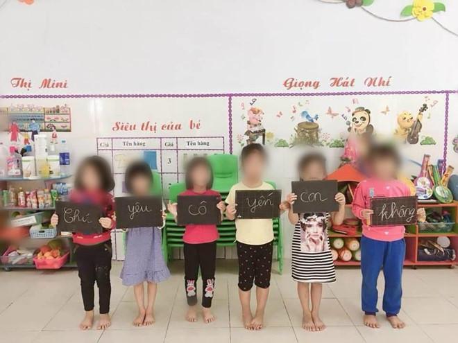 Dân mạng bức xúc khi cô giáo mầm non nhờ học trò thả thính hộ-3
