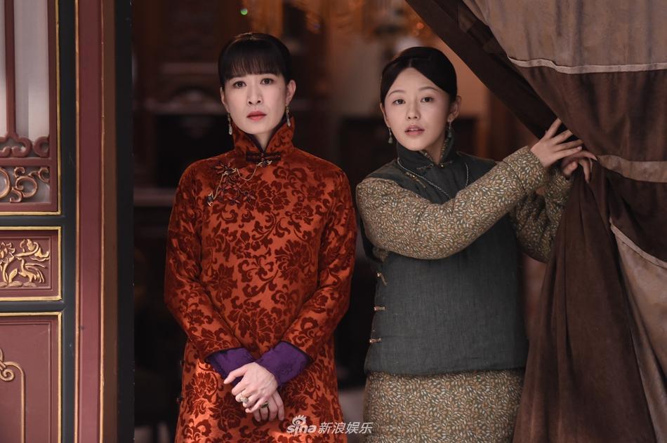 Xa Thi Mạn và Huỳnh Hiểu Minh đẹp hết phần thiên hạ trong tạo hình thời dân quốc-6