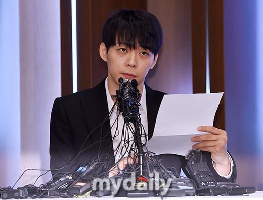 Park Yoo Chun trầm cảm, muốn tự tử vì loạt cáo buộc quấy rối tình dục-1