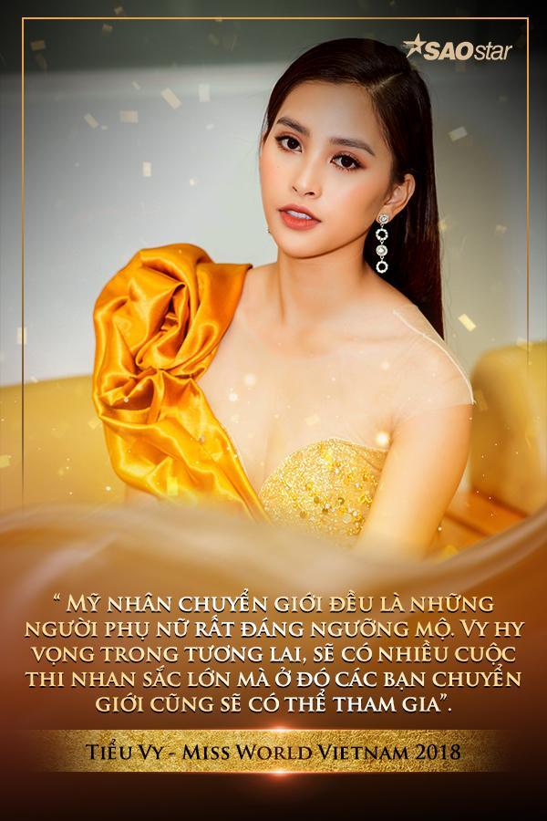 Người đẹp chuyển giới thi đấu trường nhan sắc Big 6: Các hoa hậu Việt Nam 100% ủng hộ?-5