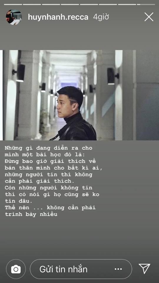 Bị mắng mất dạy, vô học, Huỳnh Anh ám chỉ đạo diễn Mối tình đầu của tôi phát ngôn xằng bậy chỉ vì cay cú GATO với mình-7