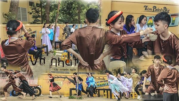 Chi 15 triệu đồng, học sinh phố núi được làm Chí Phèo, Thúy Kiều, Lão Hạc,...-5