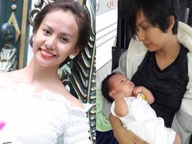 Nghệ sĩ Việt xót xa cảnh diễn viên 9X bị liệt nửa người sau sinh con