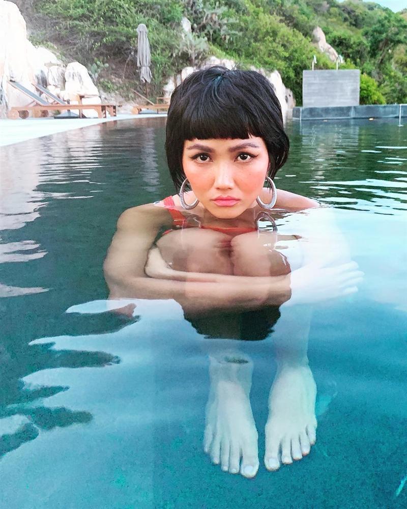 Hoa hậu HHen Niê than thở không thích chụp hình mà cứ bắt diễn-1