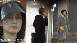 Mỹ nhân Hong Kong khóc sưng mắt khi biết chồng ngoại tình với trợ lý