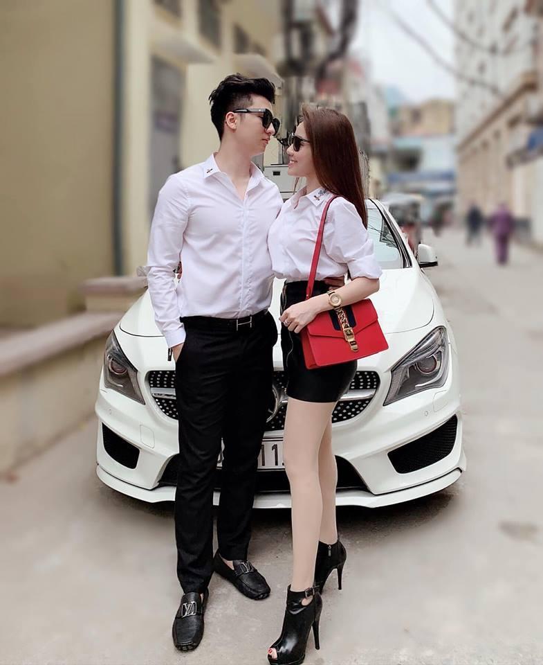 Chia tay con trai nghệ sĩ Hương Dung, nữ giảng viên xinh đẹp liên tục được người yêu điển trai làm điều lãng mạn-4