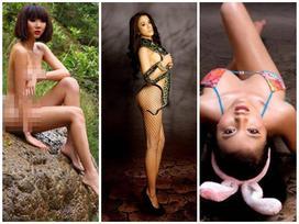 Có ai còn nhớ loạt ảnh nude vì môi trường gây choáng của Ngọc Quyên và loạt sao Việt?