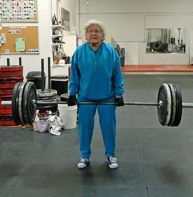 Chùm ảnh vui về thời trang (P2): 1001 tình huống bi hài ở phòng tập gym-2