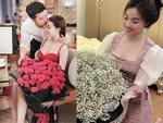 Chia tay con trai nghệ sĩ Hương Dung, nữ giảng viên xinh đẹp liên tục được người yêu điển trai làm điều lãng mạn