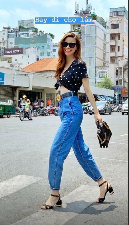 Hồ Ngọc Hà hack cả chục tuổi với street style trẻ trung - HHen Niê diện bikini khoe đường cong bốc lửa-1
