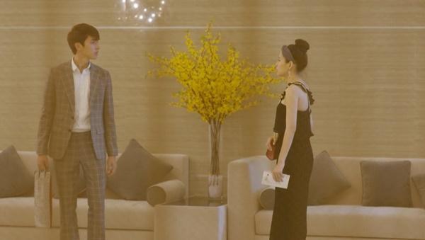 Lan Ngọc đau lòng phát hiện màn đóng giả của Chi Pu trong tập 46 Mối Tình Đầu Của Tôi-6