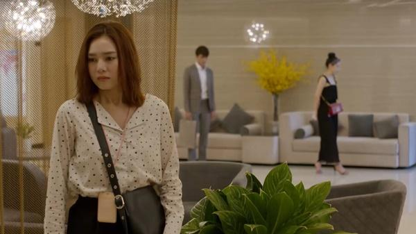 Lan Ngọc đau lòng phát hiện màn đóng giả của Chi Pu trong tập 46 Mối Tình Đầu Của Tôi-7