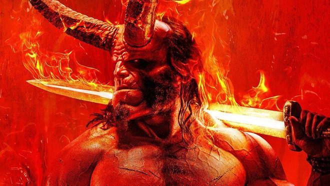 Bom tấn Hellboy bị chê nội dung lộn xộn, dùng kỹ xảo rẻ tiền-1