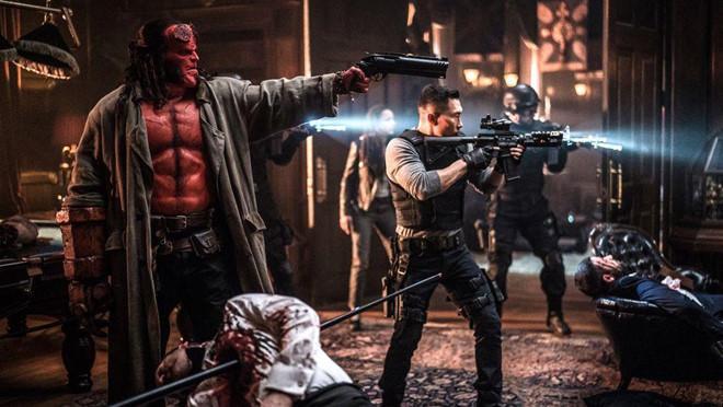Bom tấn Hellboy bị chê nội dung lộn xộn, dùng kỹ xảo rẻ tiền-2