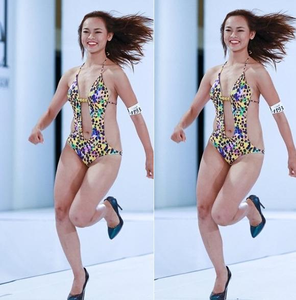 Hè tới, bikini đã mua nhưng Mai Ngô chẳng chịu giảm cân mà tự tin phô diễn tầng tầng lớp lớp mỡ bụng-11
