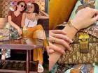 Minh Triệu - Kỳ Duyên tay trong tay tình tứ, fans lập tức 'chèo thuyền' vì họ quá đẹp đôi