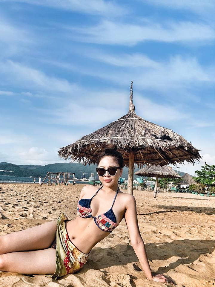 Trọn bộ ảnh bikini nóng rẫy mắt của Trâm Anh - hot girl dính nghi án lộ clip nóng 5 phút-3