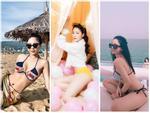 Trọn bộ ảnh bikini nóng rẫy mắt của Trâm Anh - hot girl dính nghi án lộ clip nóng 5 phút