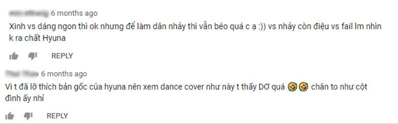 Hot girl Trâm Anh từng khiến cộng đồng fan Kpop phẫn nộ vì cover phản cảm hit khủng của nữ thần sexy HyunA-3