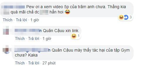 Bị bạn bè spam clip 5 phút bị nghi là của Trâm Anh, streamer PewPew khó chịu: Mình không có nhu cầu xem-8