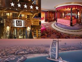 Có thực sự tồn tại khách sạn 7 sao trên thế giới?