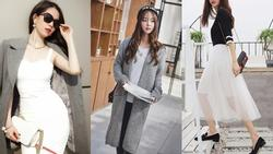 6 kiểu trang phục thông dụng dành riêng cho hội chị em công sở lười mix đồ